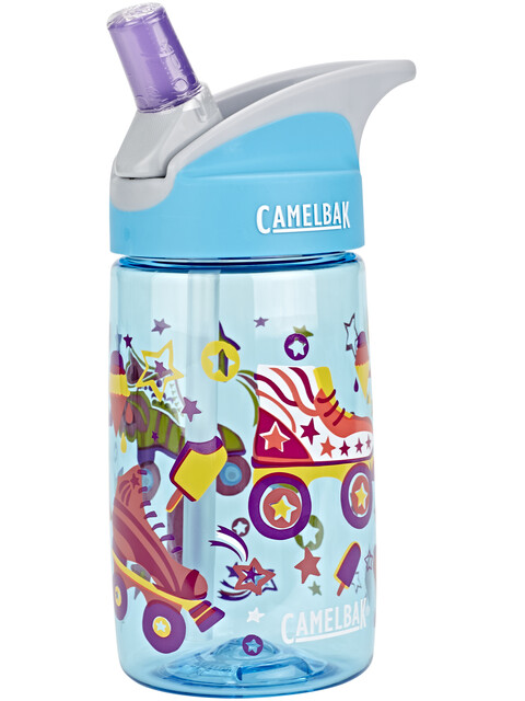 CamelBak eddy LTD Bottle Kids 400ml Roller Skates